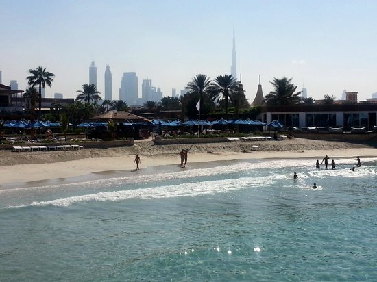 Dubai Marine Beach Resort and Spa : Panorama