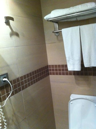 Hotel Maza : bagno