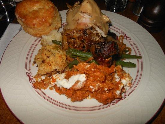 Bubby's : Piatto della cena
