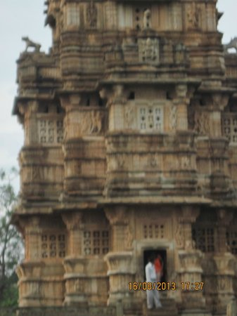 Vijay Stambha : Fort Chittaurgarh, Vijay Stamb – the Main portion of Vijay Tower