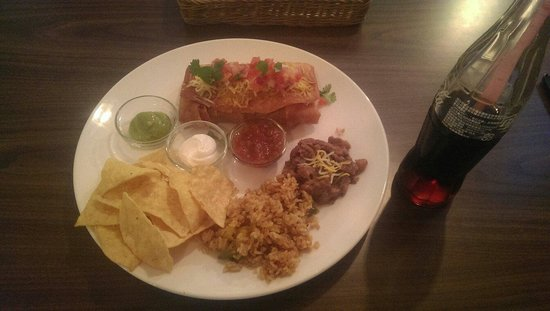 Today S Dinner Picture Of Dos Tacos Hualien City Tripadvisor