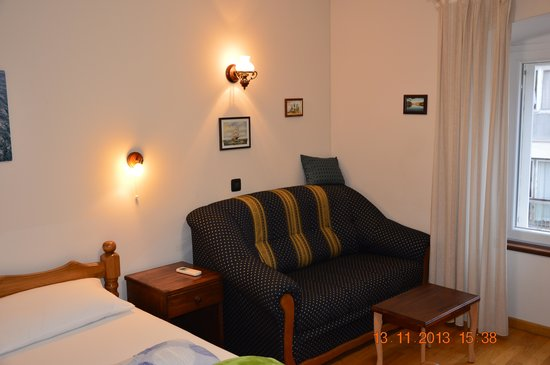 Kolega Guesthouse: The Room