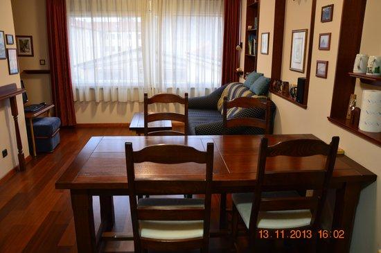 Kolega Guesthouse: Living Area