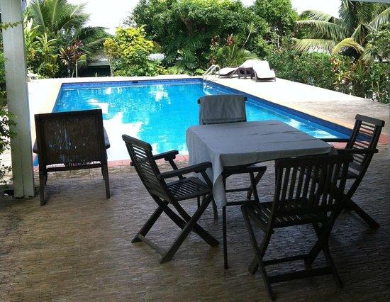 Five Princes Hotel: The beautiful pool