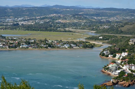 Knysna Country House : Trip to Knysna Heads
