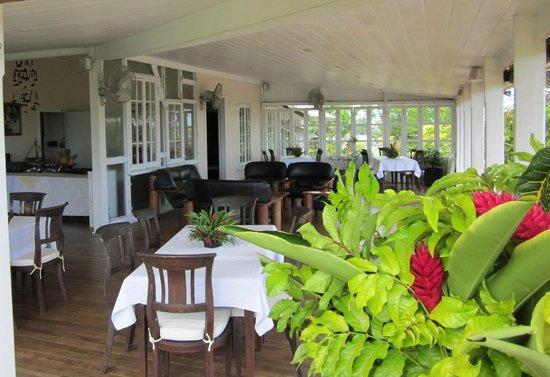 Five Princes Hotel: Dining Area