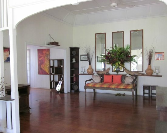 Five Princes Hotel: front lobby