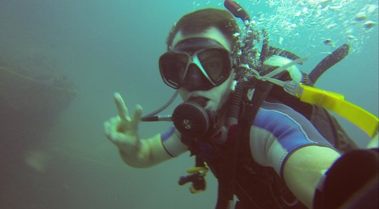 Ocean Geo Diving & Tours: World Peace!