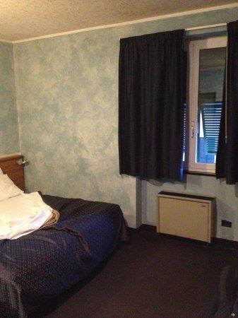 Comfort Hotel Europa Genova City Centre : Particolare Camera