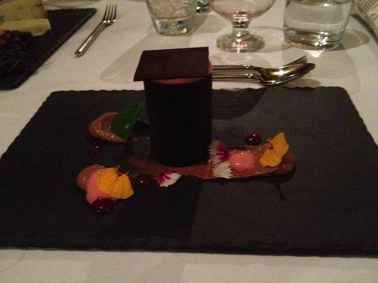 Ceto Restaurant and Bar: chocolate 'box'
