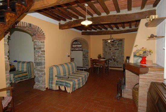 Agriturismo Chioi: sala Casa Chioi