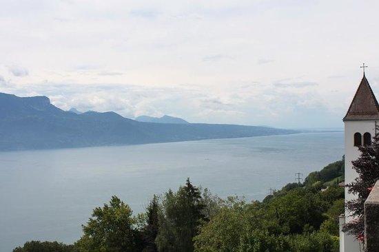 Au Chalet: Женевское озеро