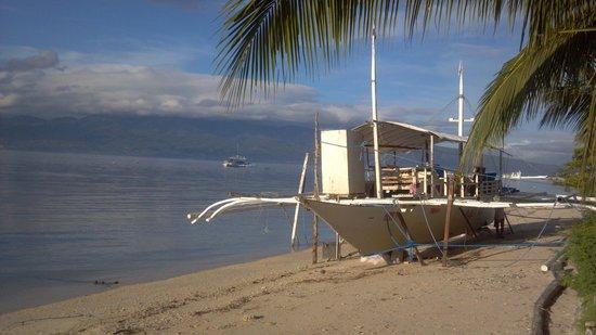 Villa Tropical Paradise: バンカーボート