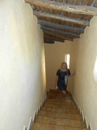 Quinta da Nina : лесенка до номера))