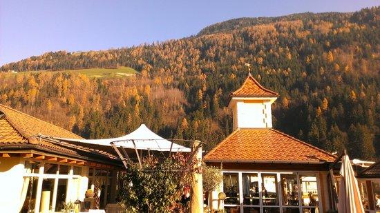 Quellenhof Sport & Wellness Resort: Panorama Bistrot