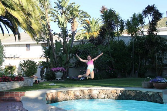 The Clarendon Fresnaye: Swimming Pool & garden
