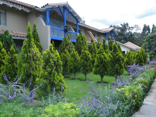 Aranwa Sacred Valley Hotel & Wellness: hotel view