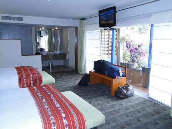 Aranwa Sacred Valley Hotel & Wellness: Room