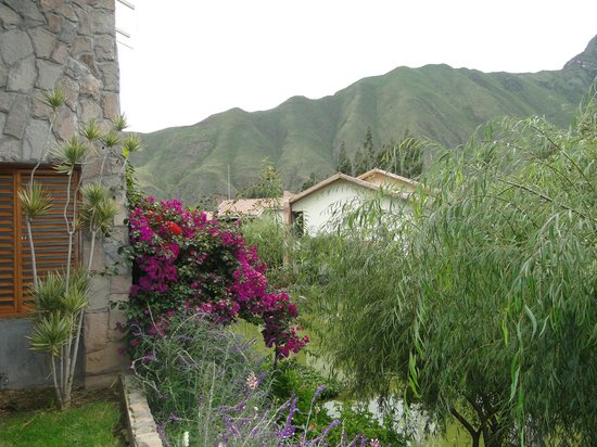 Aranwa Sacred Valley Hotel & Wellness: View from my room