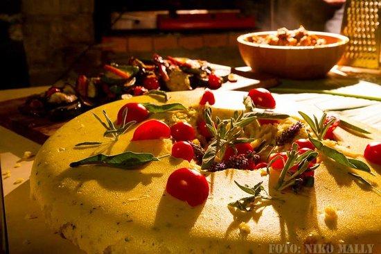Forgotten garden culinary