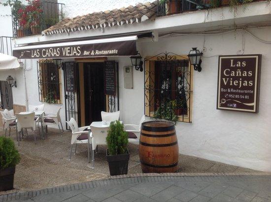 Las Canas Viejas: Excellent location in Benahavis