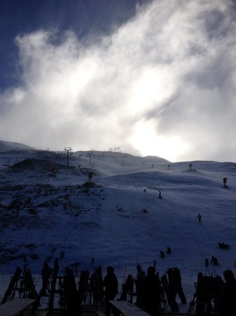 Coronet Peak: Amazing View from Base