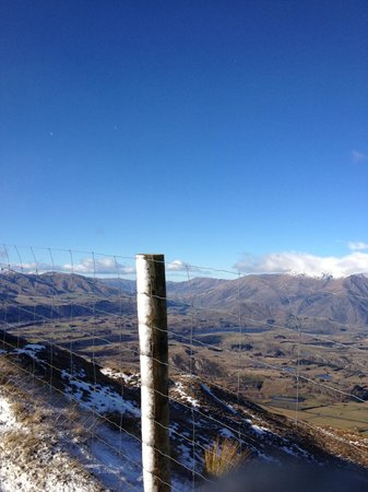 Coronet Peak: View from Base