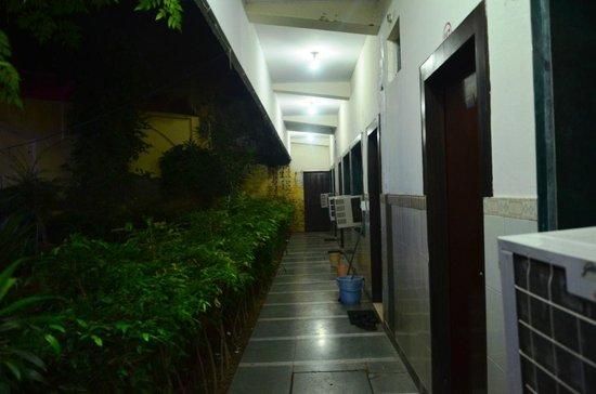 Hotel Sidhartha: Ground floor rooms