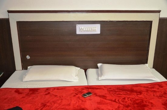 Hotel Sidhartha : Well maintained rooms