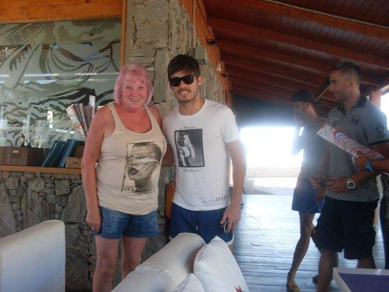 Amadores Beach Club : OMG