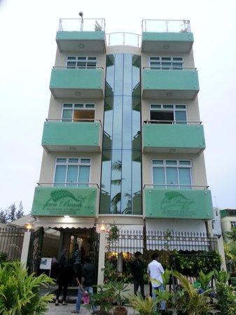 Fern Boquete Inn: Отель