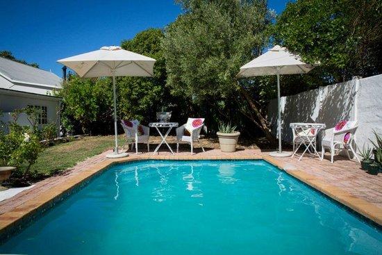 Swimming Pool Picture Of De Villiers Country Lodge Villiersdorp Tripadvisor