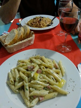 Nos Encant Este Restaurante Italiano Aut Ntica Comida