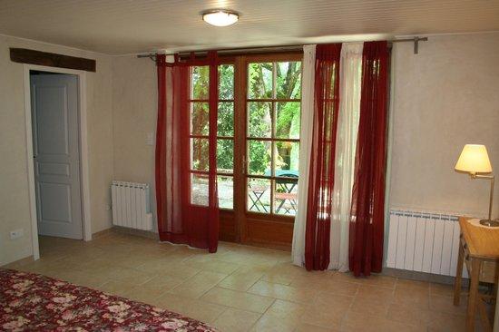 "Flaugnac, France: Chambre ""Tilleul"""