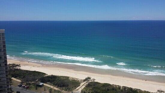 ULTIQA Beach Haven on Broadbeach : amazing day