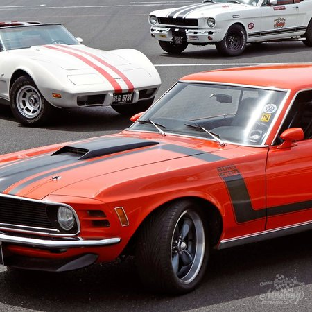 Classic American Muscle Experience: Some of our babies!