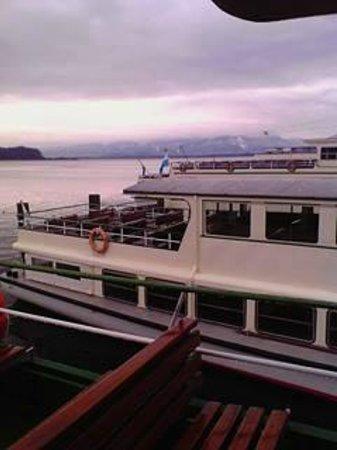 Chiemsee Schifffahrt: i Traghetti