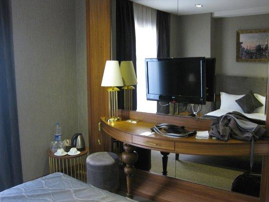 "Nowy Efendi Hotel ""Special Class"": стандартный номер"