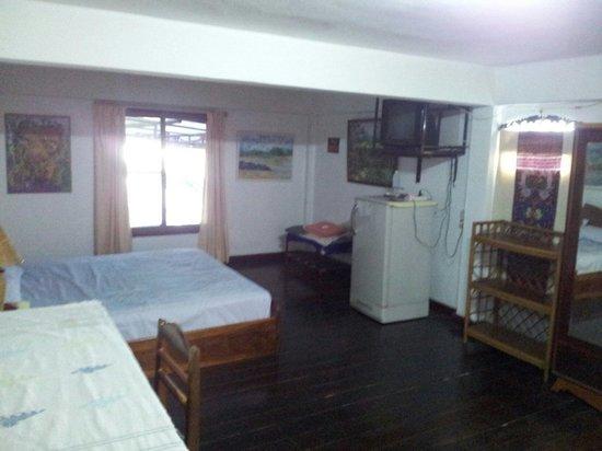 Phornthip Guesthouse : Raumansicht