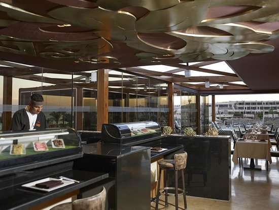 Coral Sea Sensatori - Sharm El Sheikh : Gokan - Teppanyaki restaurant