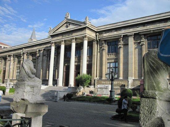 Archäologisches Museum Istanbul (İstanbul Arkeoloji Müzesi): İstanbul Arkeoloji Müzesi