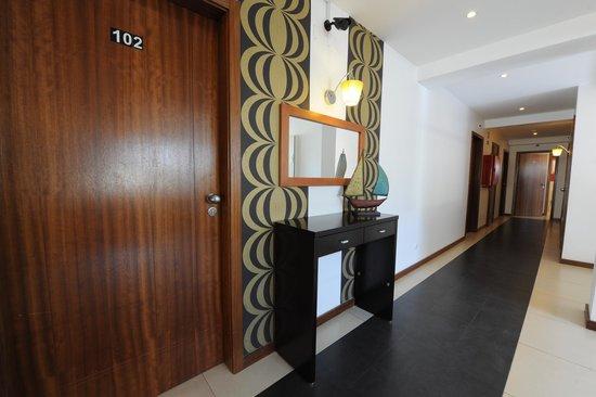 Inn Luanda: My room
