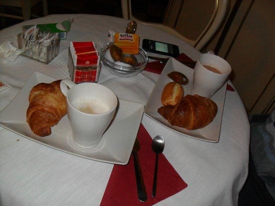 Casa Arte: colazione