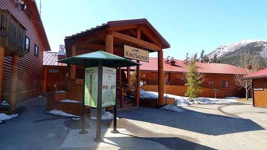 Denali Princess Wilderness Lodge: Lodge