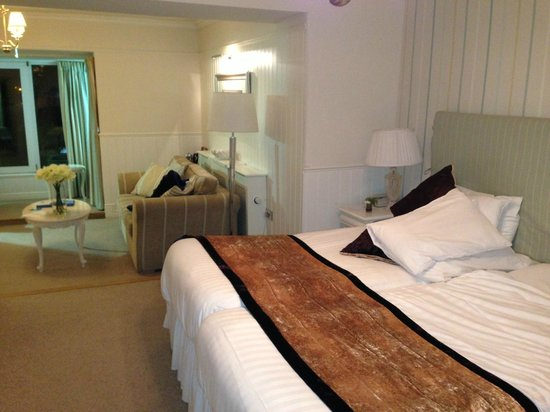 Trearddur Bay Hotel : Then they moved me to this better room