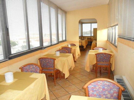Hotel Fiorita: sala de desayuno