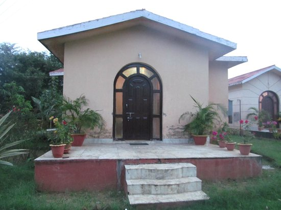 Durgâpur, Hindistan: Our Cottage