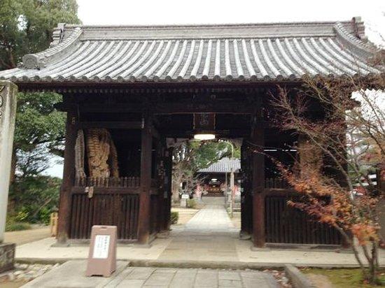 Ichinomiyaji Temple: 仁王門