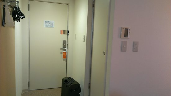 Hotel Promote Hakodate: entrance