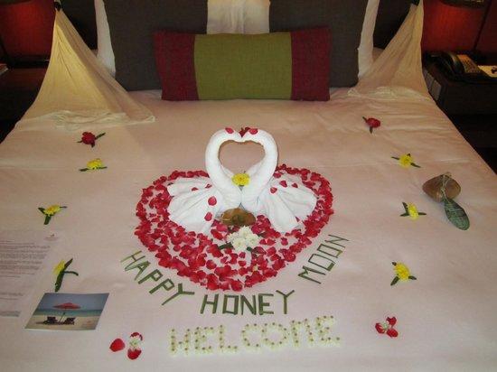 Anantara Rasananda Koh Phangan Villas: Happy Honey Moon !